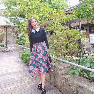 チェスティ(Chesty)の花柄スカート/チェスティ(ひざ丈スカート)