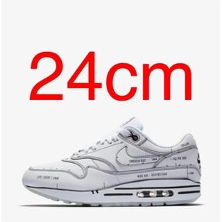ナイキ(NIKE)のNIKE AIR MAX 1 SKETCH TO SHELF 24cm(スニーカー)
