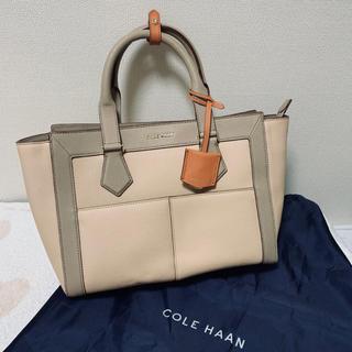 コールハーン(Cole Haan)のCOLEHAAN♡ハンドバッグ(ハンドバッグ)