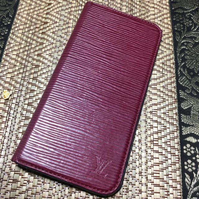 LOUIS VUITTON - iPhone6s+ルィヴイトン(エピ)最後お値引きの通販
