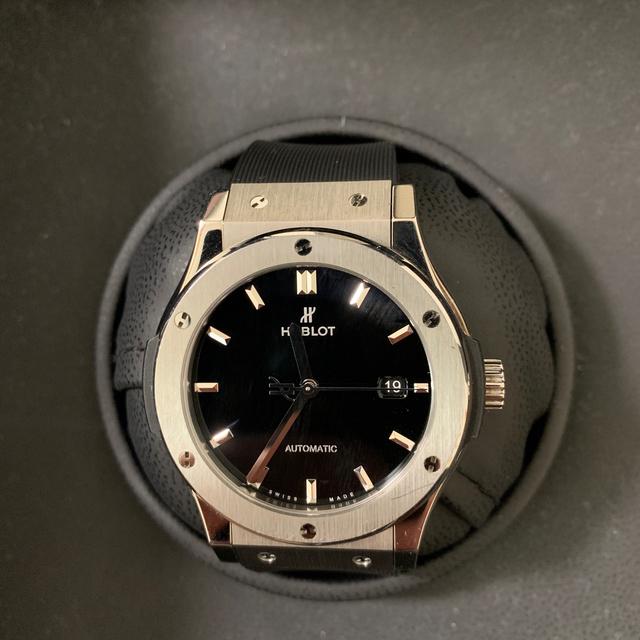 スーパーコピー 時計 通販 メンズ / HUBLOT - HUBLOT  ウブロ クラシックフュージョン 42mm   時計の通販 by shop!!