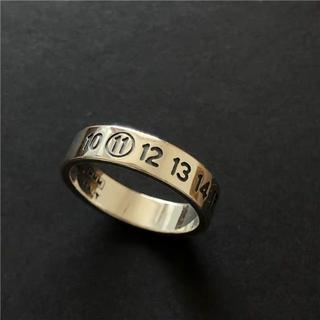 Maison Martin Margiela - メゾンマルジェラ 925SILVER Numbers Ring