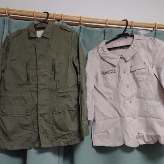 ビューティアンドユースユナイテッドアローズ(BEAUTY&YOUTH UNITED ARROWS)のジャケット(ノーカラージャケット)