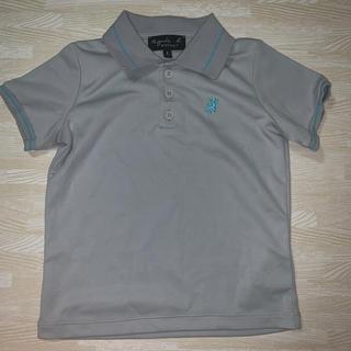 アニエスベー(agnes b.)のagnes b ENFANT アニエスベー キッズ  ポロシャツ(Tシャツ/カットソー)
