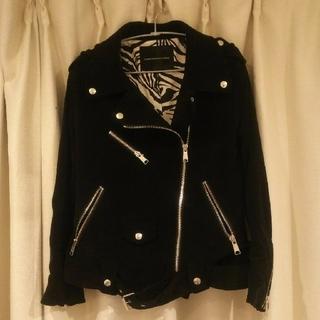 DOUBLE STANDARD CLOTHING - ダブルスタンダード ライダースジャケット