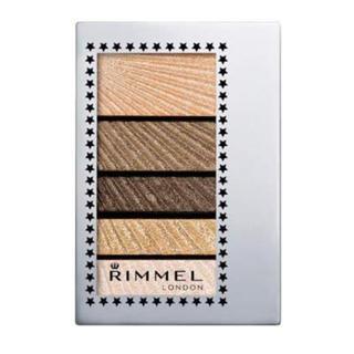 リンメル(RIMMEL)の新品未使用リンメル ダブルスター アイズ(アイシャドウ)
