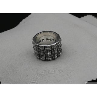 クロムハーツ(Chrome Hearts)のK176クロムハーツクロスリング(リング(指輪))
