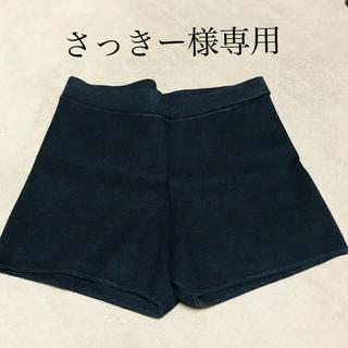 ルシェルブルー(LE CIEL BLEU)の☆LE CIEL BLEU ショートパンツ【40】☆(ショートパンツ)