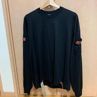 サンシー(SUNSEA)のsunsea 19aw ロンT(Tシャツ/カットソー(七分/長袖))