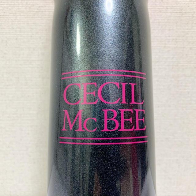 CECIL McBEE(セシルマクビー)のCECIL McBEE ステンレスボトル 水筒 インテリア/住まい/日用品のキッチン/食器(弁当用品)の商品写真