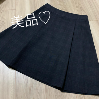 アオヤマ(青山)のオフィス スーツ フレアスカート 美品(スーツ)