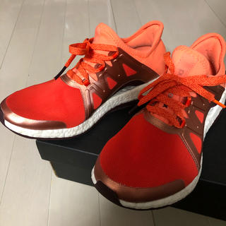 アディダス(adidas)のadidas スニーカー pure BOOST Xpose 23cm(スニーカー)