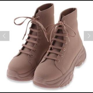 スナイデル(snidel)のスナイデル 大人気ブーツsnidel 今期 大人気 完売商品(ブーツ)