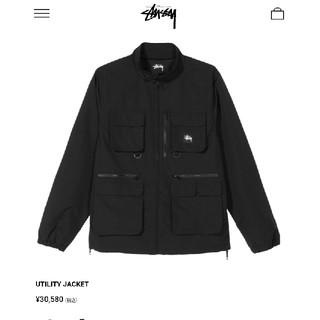 ステューシー(STUSSY)の【新品未使用】UTILITY JACKET(STUSSY)(ミリタリージャケット)