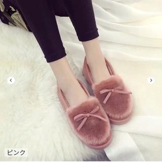 ふかふか可愛い♡ファーパンプス(ハイヒール/パンプス)