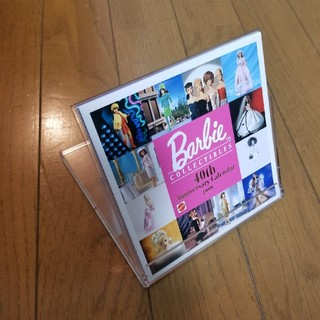 バービー(Barbie)の【値下げ】Barbie  1999年の40thカレンダー(カレンダー/スケジュール)