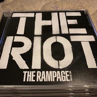 ザランページ(THE RAMPAGE)のTHE RIOT(ポップス/ロック(邦楽))