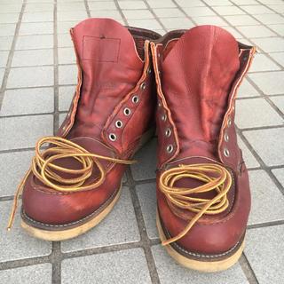 レッドウィング(REDWING)のレッドウィングアイリッシュセッター8875【新四角犬タグ】(28㎝)(ブーツ)