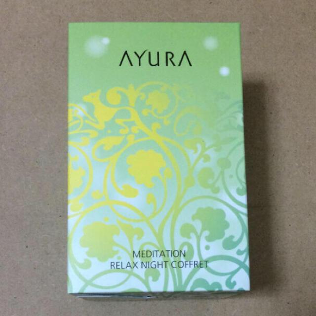 AYURA(アユーラ)のアユーラ クリスマス コフレ 2016 コスメ/美容のキット/セット(コフレ/メイクアップセット)の商品写真