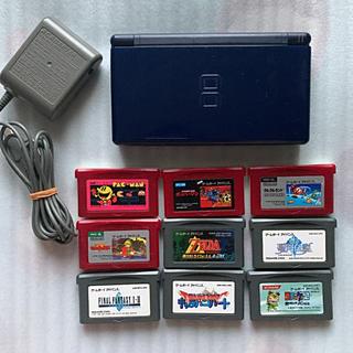 ゲームボーイアドバンス - DSライト GBAソフト セット