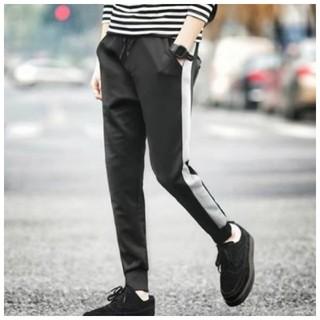 黒◇◆Lサイズ◆ メンズ ◆細身◆ スウェット◆カジュアル◆ タイト パンツ◆(その他)