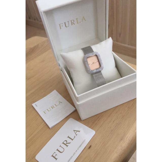 Furla(フルラ)のお値下げしました!FULRA フルラ 腕時計 べっ甲 レディースのファッション小物(腕時計)の商品写真