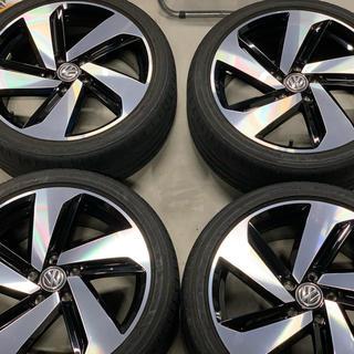 Volkswagen - タイヤ&ホイールセット ゴルフ7.5GTI 18インチ ポテンザ 225/40
