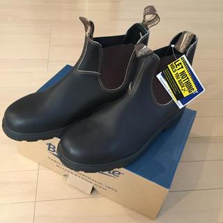 ブランドストーン(Blundstone)の【新品未使用】blundstone #500 サイドゴアブーツ size9(ブーツ)