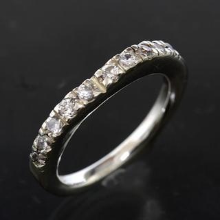 ヨンドシー(4℃)の4℃ シルバー デザイン リング 12号 SILVER 新品仕上済(リング(指輪))