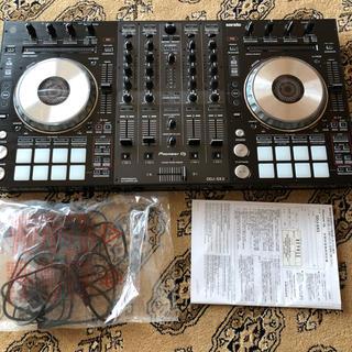 pioneer dj ddj sx3 箱 付属品 20年1月まで保証付き(DJコントローラー)