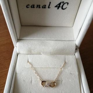 canal4℃ - カナル4℃K10 ネックレス