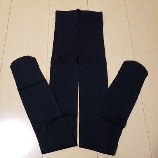 GU - GU ブラック タイツ M-Lサイズ 80デニール