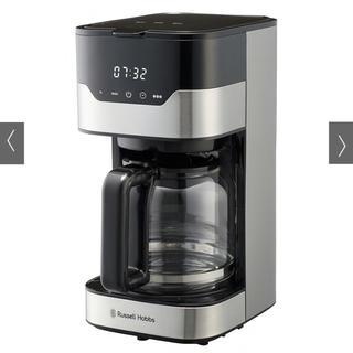 カリタ(CARITA)のRussell Hobbs 10カップ&コーヒーミル(コーヒーメーカー)