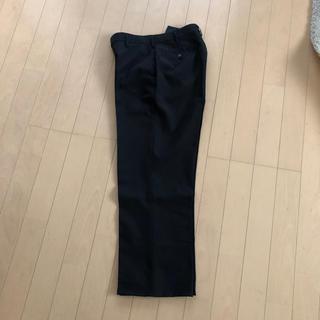 学生服 男子 夏用ズボン黒 ウエスト70(その他)