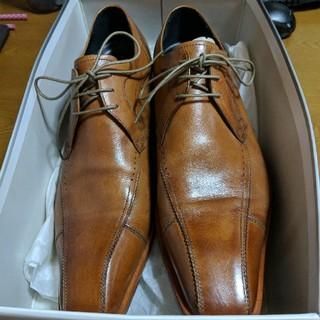 キャサリンハムネット(KATHARINE HAMNETT)のキャサリンハムネットロンドン 靴 本革 27CMビジネスシューズ (ドレス/ビジネス)
