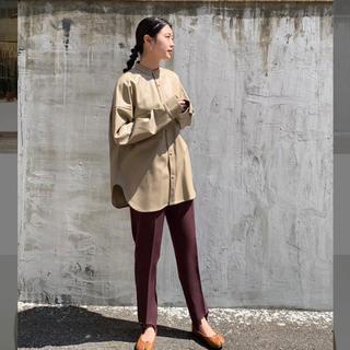 トゥデイフル TODAYFUL エコレザー オーバーシャツ ジャケット