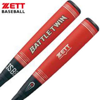ゼット(ZETT)の超高級品!ゼット 軟式用バトルツイン 83cm 720g 定価44,000円(バット)