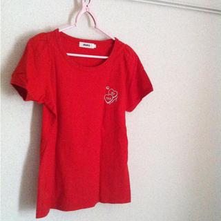 アイロニー(IRONY)の♡irony パフスリーブTシャツ♡(Tシャツ(半袖/袖なし))