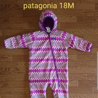 パタゴニア(patagonia)の最終価格★18M ジャンプスーツ patagonia(その他)