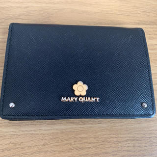 マリークワント(MARY QUANT)の〈き 様専用〉マリークヮント パスケース(パスケース/IDカードホルダー)