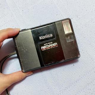 KONICA MINOLTA - Konica recorder ハーフカメラ フィルムカメラ