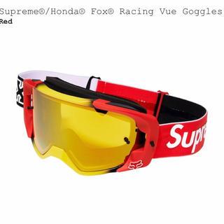 シュプリーム(Supreme)のSupreme®/Honda® Fox® Racing ゴーグル(アクセサリー)
