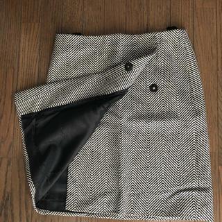 プラダ(PRADA)のプラダ ウールスカート(ひざ丈スカート)