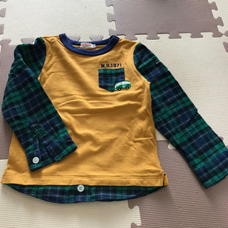 ミキハウス(mikihouse)のマリメッコ様専用 ミキハウス 110 Tシャツセット(Tシャツ/カットソー)