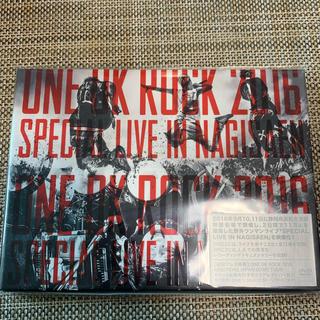ワンオクロック(ONE OK ROCK)のLIVE DVD『ONE OK ROCK 2016 SPECIAL LIVE I(ミュージック)