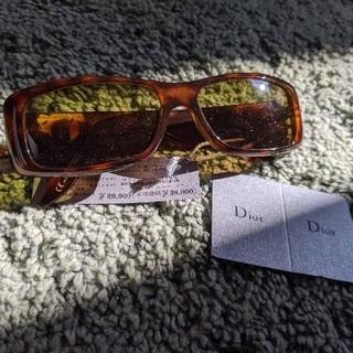クリスチャンディオール(Christian Dior)の美品 クリスチャンディオール DIOR COUTURE 2 5838U サングラ(サングラス/メガネ)