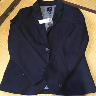 ギャップ(GAP)のGAP 紺 ジャケット(テーラードジャケット)