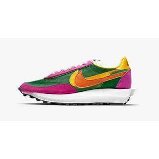 ナイキ(NIKE)の23cm Nike LDWaffle Sacai Pine Green(スニーカー)