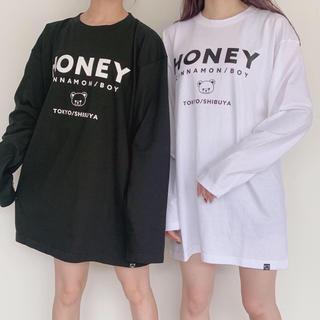 ハニーシナモン(Honey Cinnamon)のHoney Cinnamon(Tシャツ(長袖/七分))