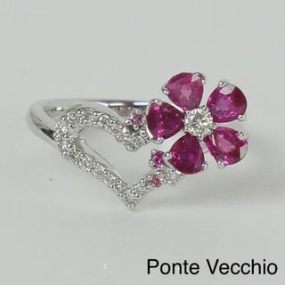 PonteVecchio - 美品♡ Ponte Vecchio リング9号